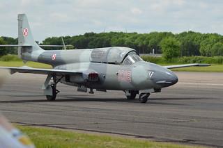 PZL TS-11 Iskra (1018)