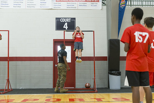 """170610_USMC_Basketball_Clinic.033 • <a style=""""font-size:0.8em;"""" href=""""http://www.flickr.com/photos/152979166@N07/34478874243/"""" target=""""_blank"""">View on Flickr</a>"""