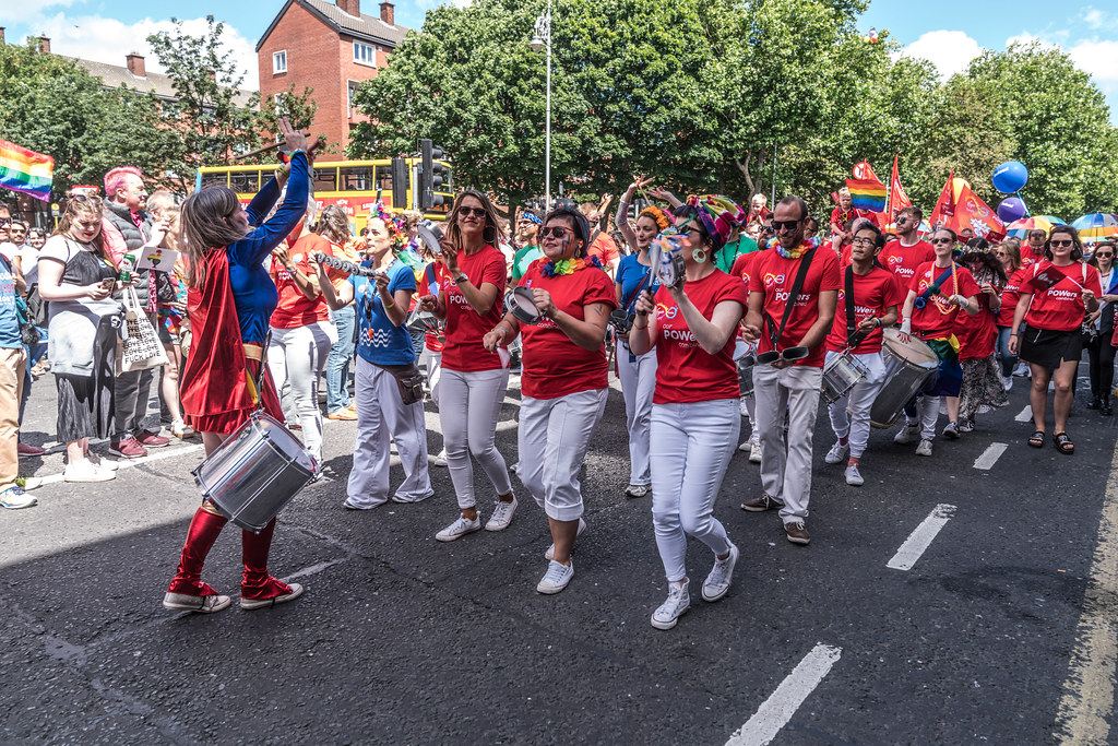 LGBTQ+ PRIDE PARADE 2017 [ON THE WAY FROM STEPHENS GREEN TO SMITHFIELD]-129996