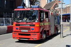 BF52 VLO (markkirk85) Tags: coventry dennis sabre xl west midland fire service bf52 vlo bf52vlo engine appliance