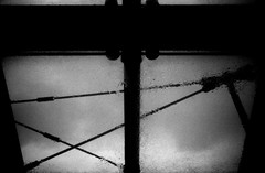 LASTER IMAGE (Dinasty_Oomae) Tags: kodak retina retinette コダック レチナ レチネッテ 白黒写真 白黒 monochrome blackandwhite blackwhite bw outdoor 東京都 東京 tokyo 中央区 chuoku 晴海 harumi 晴海アイランドトリトンスクエア harumiislandtritonsquare tritonsquare トリトンスクエア 雨 rain