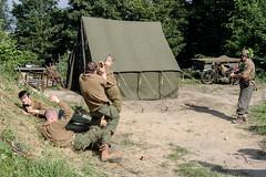 Italy 1944 (The Adventurous Eye) Tags: italy 1944 itálie reenactment ww2 starý jičín 2017 war history