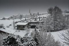 Haute-Savoie, Mont-Blanc, 15 (Patrick.Raymond (3M views)) Tags: montagne neige hiver froid gel combloux village hdr nikon