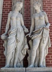 Potsdam 10 (Mount Fuji Man) Tags: potsdam germany deutschland sanssouci brandenburg relief sculpture