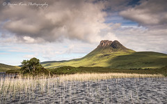 The Light On Stac Pollaidh (.Brian Kerr Photography.) Tags: scotland visitscotland sutherland rossshire landscapephotography sony a7rii photography stacpollaidh earlymorning lochlurgainn clouds sky mountain nature naturallandscape natural outdoor outdoorphotography fe2470mmf28gm scotspirit scottishlandscapes scottishhighlands scottish