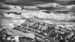 Jasper-14 (derekklamb) Tags: mountain monochrome jasper whistler clouds snow