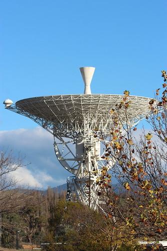 Antenna DSS46 - Tidbinbilla Deep Space Tracking Station