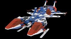 Deep Freeze Defender (Sastrei87) Tags: lego homeworld brickspace