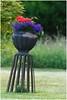 Bloempot (HP028757) (Hetwie) Tags: lafougeraie auvergne kasteelboerderij bloempot worksop folgouxlafougeraie masterclassfotografie bloemen flowers malviã¨res auverngerhonealpes frankrijk malvières fr