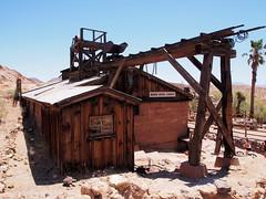 P5280598 (photos-by-sherm) Tags: calico ghost town san bernadino california ca desert mining mines history saloons gunfight museum spring