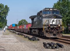 Chesterton (Joseph Bishop) Tags: ns 9244 ge c449w chesterton indianna norfolksouthern trains train track t tracks railfan railroad railway rail rails