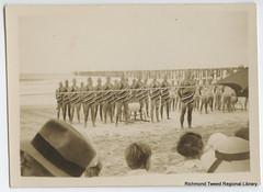 Byron Bay Surf Carnival 1940 (RTRL) Tags: byronbay surflifesaving surfclub surflifesavingcarnival