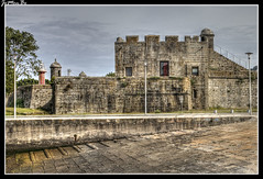 Viana do Castelo (Portugal) (jemonbe) Tags: vianadocastelo portugal jemonbe fuertedesantiagodabarra castillodesantiagodabarra tiburciospanochi torredelaroqueta lima