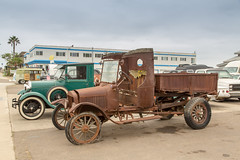 Neglected (Jill Clardy) Tags: vintage auto automobile rusted rusting rusty neglect oceanbeach sandiego ca modelt 201705294b4a4460 truck explore explored