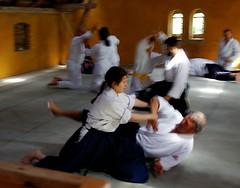 Julia & Christan (Hardys Photoshooting) Tags: aikido budoberlin hardylietsche aikijutsu uckermark fergitz landdojo