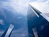 One World Trade Center (boncey) Tags: olympusomdem1 olympus omd em1 camera:model=olympusomdem1 1240mm lens:make=olympus lens:model=olympus1240f2828 olympus1240f2828 lenstagged photodb:id=25275 newyork usa oneworldtradecenter architecture reflections sky