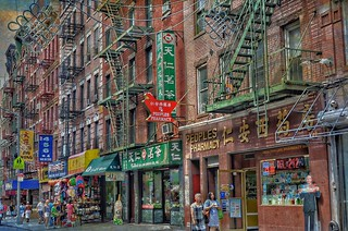 Chinatown - New York City