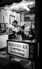 Barbershop (Janne Räkköläinen) Tags: fringe adelaide australia barber barbershop hair badhairday blackwhite bw bnw park urban outside cityview citylife streetphotographing streetlife service photographing picoftheday parturi retro mavericks cutting scissors out fujifilm fuji x70 fujifilmx70