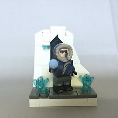 Entry #1 (BossBricks) Tags: 1 lego dc flash captain cold cw entry icy