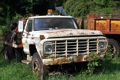 Forgotten Ford (robgividenonyx) Tags: kentucky rusted rusty abandoned owencounty ruraldecay rural