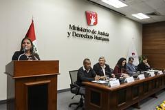 "Ministra inauguró ""V Congreso de la Coordinadora Nacional de Afectados por la Violencia Política"" • <a style=""font-size:0.8em;"" href=""http://www.flickr.com/photos/156664909@N08/35078440773/"" target=""_blank"">View on Flickr</a>"