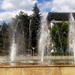 fountain in chisinau