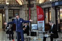 Transport Heritage Expo 2017 - -19 (john cowper) Tags: transportheritagensw centralrailwaystation transportheritageexpo heritagediesels nswrailmuseum 3642 3041 4001 mortuarystation entertainment queensbirthdayweekend sydney newsouthwales
