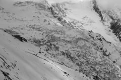 Glacier des Bossons (charles.caer) Tags: glacier bossons glacierdesbossons montblanc chamonix alpes alpen alps gletscher aiguilledumidi seracs crevasses