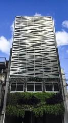 Architecture went well (Matt Aresti) Tags: buenosaires argentina ar building edificio raro weird sky cielo urban calle street architecture arquitectura