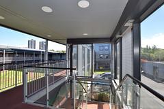 @Dortech Marwood Towers glazed walkway, Liverpool. For main contractors Willmott Dixon Housing (jamesutherland) Tags: glass glazing curtainwall curtainwalling