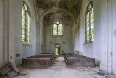. (Dawid Rajtak) Tags: church chiesa abandoned urbex urbanexploration decay desolate rotten nohdr