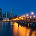 Blue Hour at Pier 7