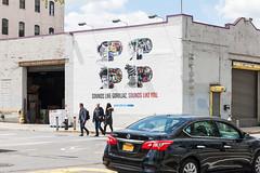 Pandora Radio (Always Hand Paint) Tags: 2017 b195 brooklyn gorillaz music newyork ooh onlineservice pandora pandoracomplete pandoraradio pandoraradiocomplete spring advertising alwayshandpaint colossal colossalmedia handpaint mural muraladvertising navyyard outdoor skyhighmurals