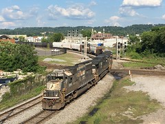NS SD70 2546-173 (southernrailway7000) Tags: norfolksouthernrailroad nssd702546