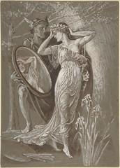 Walter Crane (Nicole Ameda) Tags: waltercrane illustration venus goldenage