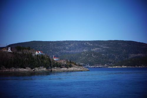 Croisière sur le Saint Laurent et sur le Fjord Saguenay