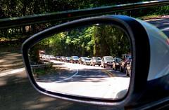 espelho (jakza - Jaque Zattera) Tags: engarrafamento tráfego estrada reflexo espelho