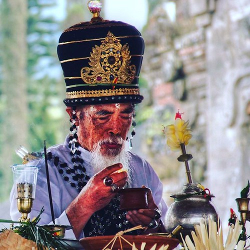 Deeply immersive #authentic #cultural #experiences in #Bali --  #healing #ceremony #cleansing #renewal