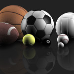 sports balls (Allen Petro Chemicals Private Limited) Tags: ball balls baseball basketball football game games rugby sport sports olympic olympics summer tennis sporting godos play athletics competition volleyball billiards golf black grey gray reflection soccer world cup isolated overblack