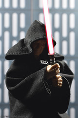 """I am the Senate"" (Rezso Kempny) Tags: hasbro black series star wars lucas film lucasfilm disney 6 inch inches emperor palpatine darth sidious sith lightsaber red dark side am senate"