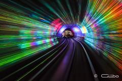 Shanghai tunnel (GILB0) Tags: cina china tunnel underground gilbo