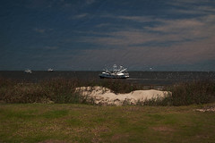 Shrimp Boat in Gulf-.jpg (katie munson smith) Tags: grandisle topaz shrimpboats