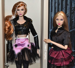 The Pretenders (Nadine Gomes) Tags: fashion royalty nu face reckless trouble eden 2017 w club exclusive doll nuface the great pretender lilith integrity toys 2010