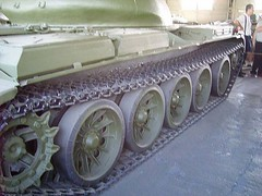 "T-54 Model 1949 29 • <a style=""font-size:0.8em;"" href=""http://www.flickr.com/photos/81723459@N04/35383020430/"" target=""_blank"">View on Flickr</a>"