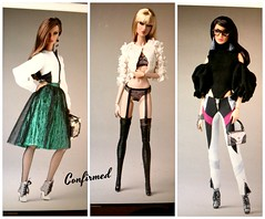 Confirmed 2017 (Land of Dolls) Tags: dollpreorder nuface integrity rayna erin ayumi 16thscale fashions