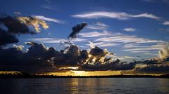 DSC06432 - AFRICAN QUEEN (HerryB) Tags: 2017 southafrica afrique afrika sambia sambesi sundowner african queen sonyalpha77 sonyalpha99 tamron alpha sony bechen heribert heribertbechen fotos photos photography herryb livingstone schiff boot boat river cruise sunset