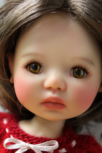 Mini Saffi factory faceup