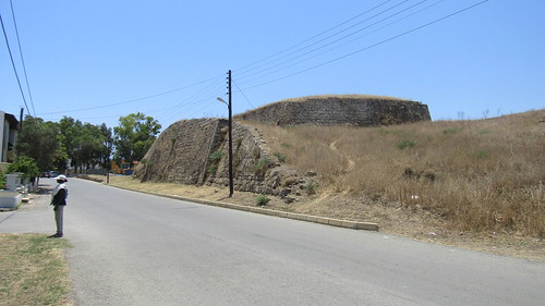 Fortification wall surrounding Famagusta