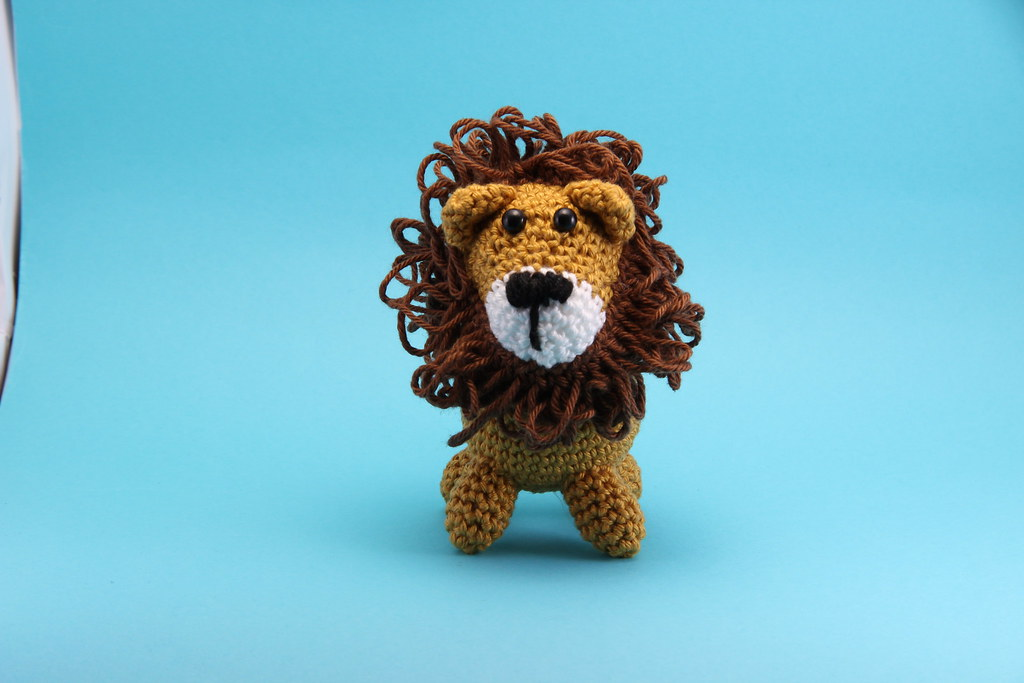 Lion King Amigurumi : The Worlds most recently posted photos of amigurumi and ...