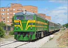 Felipe II (FurbyTrenes) Tags: alsa rail 2148 villaverdeorcasitas diesel histórico 5000 felipeii
